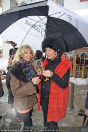 Clicquot in the snow - Hotel A-Rosa - Fr 20.01.2012 - 31