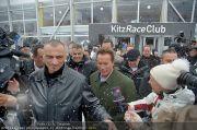 VIPs beim Rennen - Hahnenkamm - Sa 21.01.2012 - 14