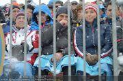 VIPs beim Rennen - Hahnenkamm - Sa 21.01.2012 - 2