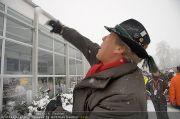 VIPs beim Rennen - Hahnenkamm - Sa 21.01.2012 - 23