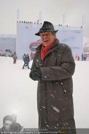 VIPs beim Rennen - Hahnenkamm - Sa 21.01.2012 - 24