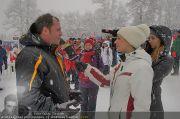 VIPs beim Rennen - Hahnenkamm - Sa 21.01.2012 - 25