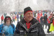 VIPs beim Rennen - Hahnenkamm - Sa 21.01.2012 - 29