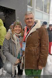 VIPs beim Rennen - Hahnenkamm - Sa 21.01.2012 - 30