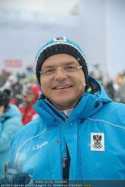 VIPs beim Rennen - Hahnenkamm - Sa 21.01.2012 - 35