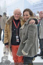 VIPs beim Rennen - Hahnenkamm - Sa 21.01.2012 - 36