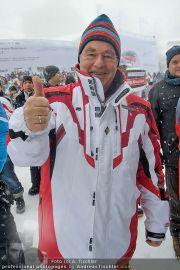 VIPs beim Rennen - Hahnenkamm - Sa 21.01.2012 - 7