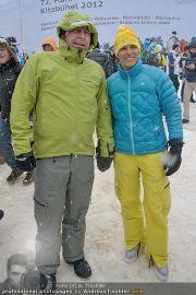 VIPs beim Rennen - Hahnenkamm - Sa 21.01.2012 - 78