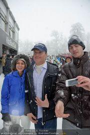 VIPs beim Rennen - Hahnenkamm - Sa 21.01.2012 - 84