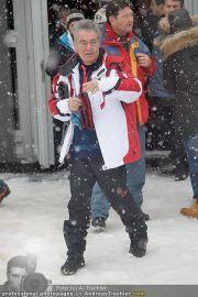 VIPs beim Rennen - Hahnenkamm - Sa 21.01.2012 - 87