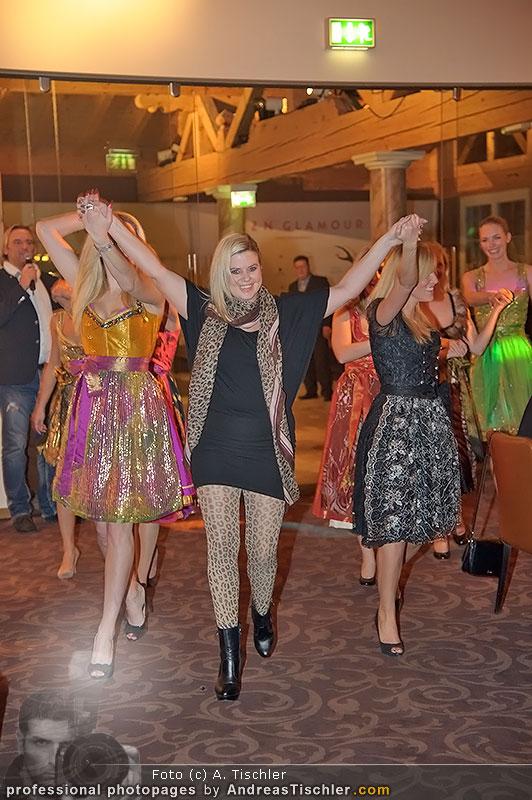 Schnitzelessen Grand Hotel Tyrolia Sa 21.01.2012