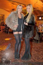 Schnitzelessen - Grand Hotel Tyrolia - Sa 21.01.2012 - 2