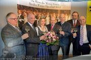 Opernball Wein - Raiffeisen - Mi 25.01.2012 - 20