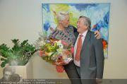 Brigitte Nielsen Ankunft - Flughafen Schwechat - Di 14.02.2012 - 28