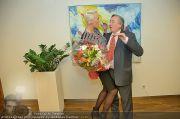 Brigitte Nielsen Ankunft - Flughafen Schwechat - Di 14.02.2012 - 30