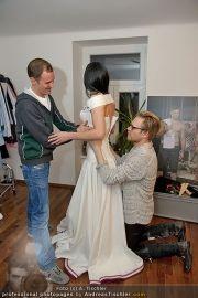 Conchita Wurst Kleid - Tu felix Austria - Di 14.02.2012 - 6