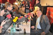 Pressekonferenz - Lugner City - Mi 15.02.2012 - 15