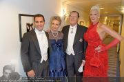 Lugner Fototermin - Hilton Vienna - Do 16.02.2012 - 1