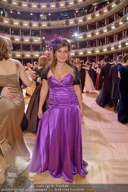 Opernball - Gäste - Staatsoper - Do 16.02.2012 - 117
