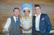Aladdin Premiere - Wiener Stadthalle - So 26.02.2012 - 1