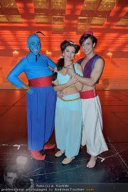 Aladdin Premiere - Wiener Stadthalle - So 26.02.2012 - 10