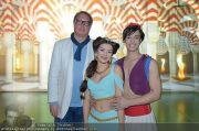 Aladdin Premiere - Wiener Stadthalle - So 26.02.2012 - 15