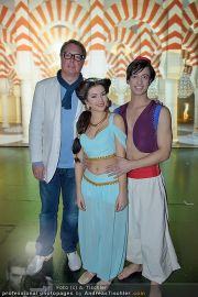 Aladdin Premiere - Wiener Stadthalle - So 26.02.2012 - 16