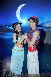 Aladdin Premiere - Wiener Stadthalle - So 26.02.2012 - 17