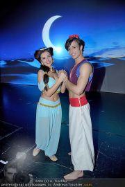 Aladdin Premiere - Wiener Stadthalle - So 26.02.2012 - 18