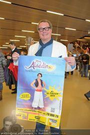 Aladdin Premiere - Wiener Stadthalle - So 26.02.2012 - 21