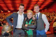 Aladdin Premiere - Wiener Stadthalle - So 26.02.2012 - 25