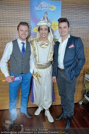 Aladdin Premiere - Wiener Stadthalle - So 26.02.2012 - 27