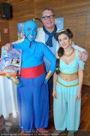 Aladdin Premiere - Wiener Stadthalle - So 26.02.2012 - 28