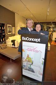 Opening - BoConcept Store - Do 01.03.2012 - 18