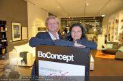 Opening - BoConcept Store - Do 01.03.2012 - 5