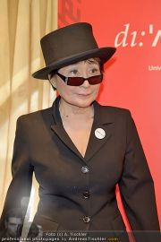 Yoko Ono PK - Hotel Sacher - Fr 02.03.2012 - 12