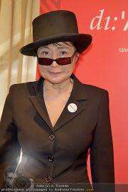 Yoko Ono PK - Hotel Sacher - Fr 02.03.2012 - 14