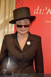 Yoko Ono PK - Hotel Sacher - Fr 02.03.2012 - 15