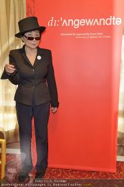 Yoko Ono PK - Hotel Sacher - Fr 02.03.2012 - 17
