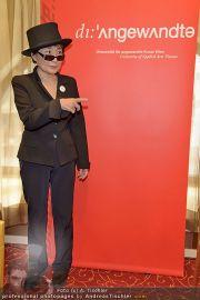 Yoko Ono PK - Hotel Sacher - Fr 02.03.2012 - 3