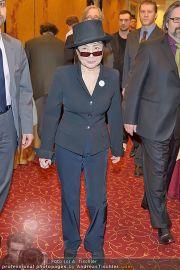 Yoko Ono PK - Hotel Sacher - Fr 02.03.2012 - 7