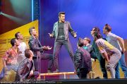 Grease Premiere - Wiener Stadthalle - Di 06.03.2012 - 1