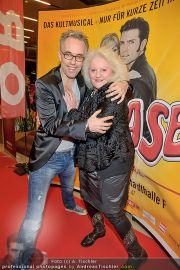 Grease Premiere - Wiener Stadthalle - Di 06.03.2012 - 11