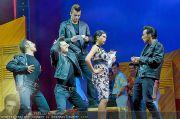 Grease Premiere - Wiener Stadthalle - Di 06.03.2012 - 18