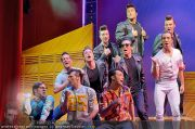 Grease Premiere - Wiener Stadthalle - Di 06.03.2012 - 19