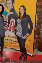 Grease Premiere - Wiener Stadthalle - Di 06.03.2012 - 22