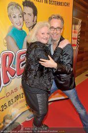 Grease Premiere - Wiener Stadthalle - Di 06.03.2012 - 32