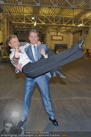 Dancing Stars - ORF Zentrum - Fr 09.03.2012 - 16