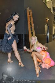 Dancing Stars - ORF Zentrum - Fr 09.03.2012 - 21