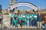 Promi Trabrennen - Wiener Krieau - So 18.03.2012 - 10